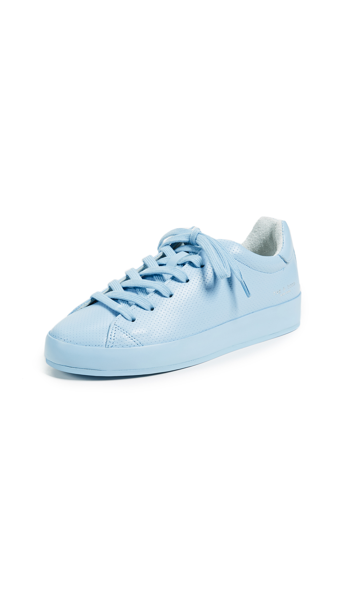 Rag & Bone RB1 Low Sneakers - Chambray