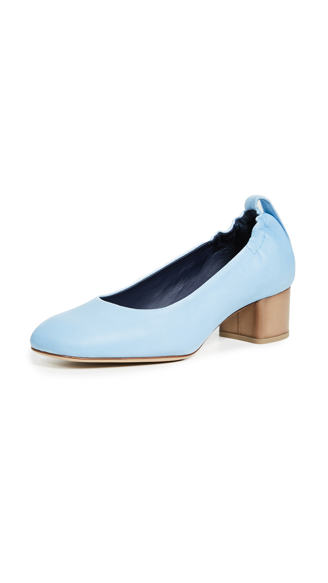 Rag & Bone Eren Pumps - Chambray