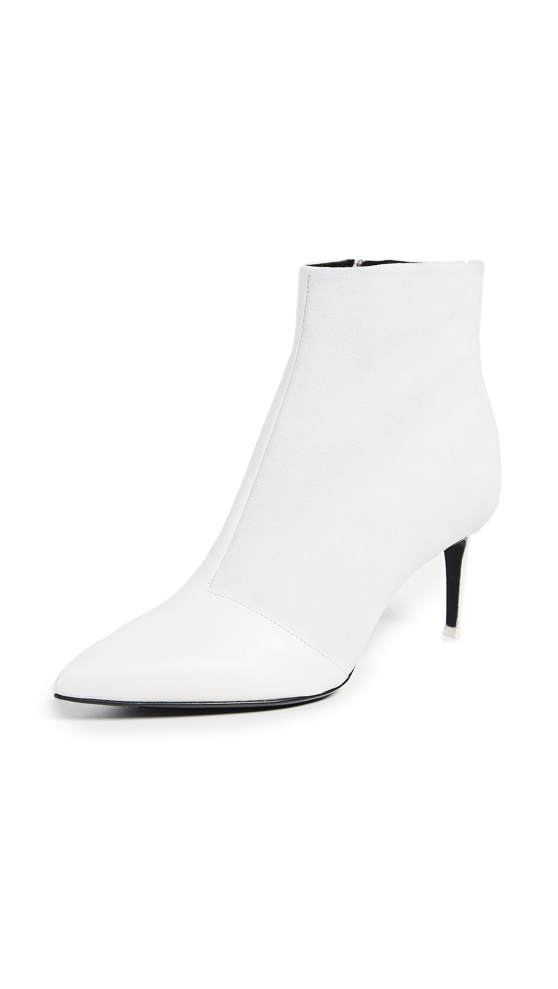 Rag & Bone Beha Booties - White