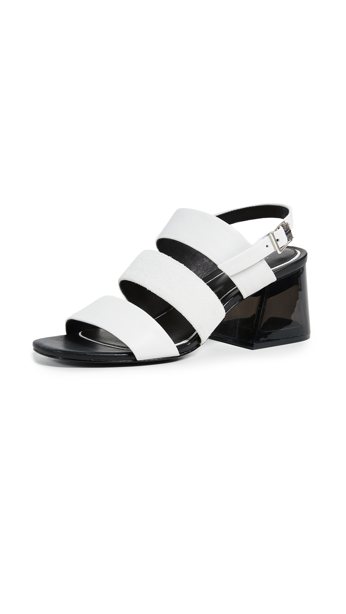 Rag & Bone Reese Sandals - White