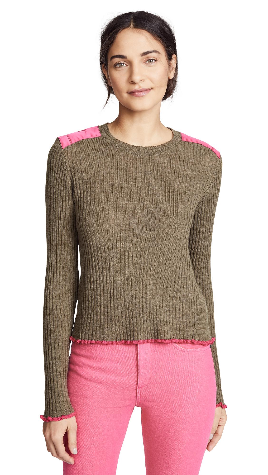 Rag & Bone Rowan Crew Sweater