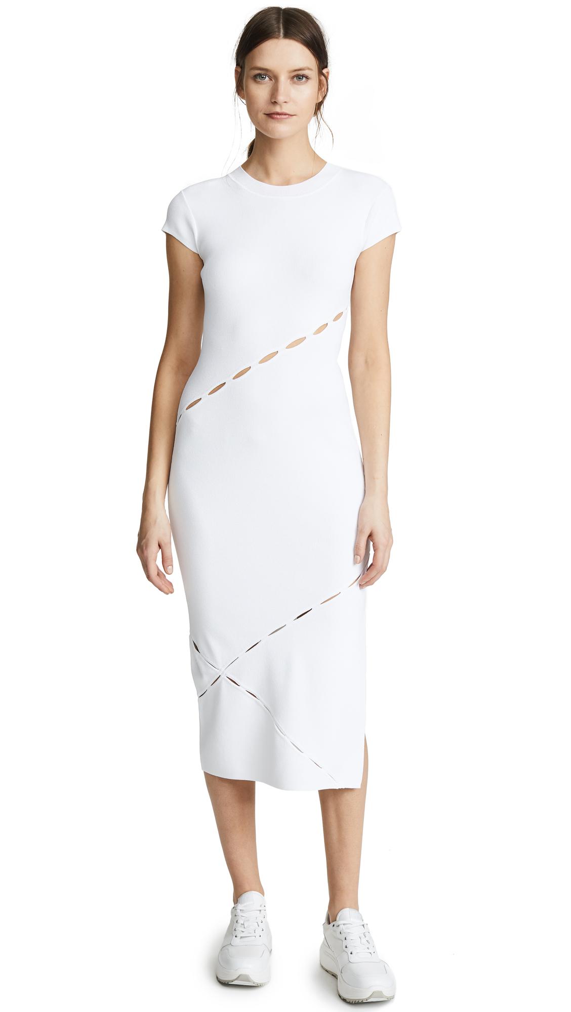 Rag & Bone Eden Dress In White