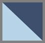 кристальный голубой/серый