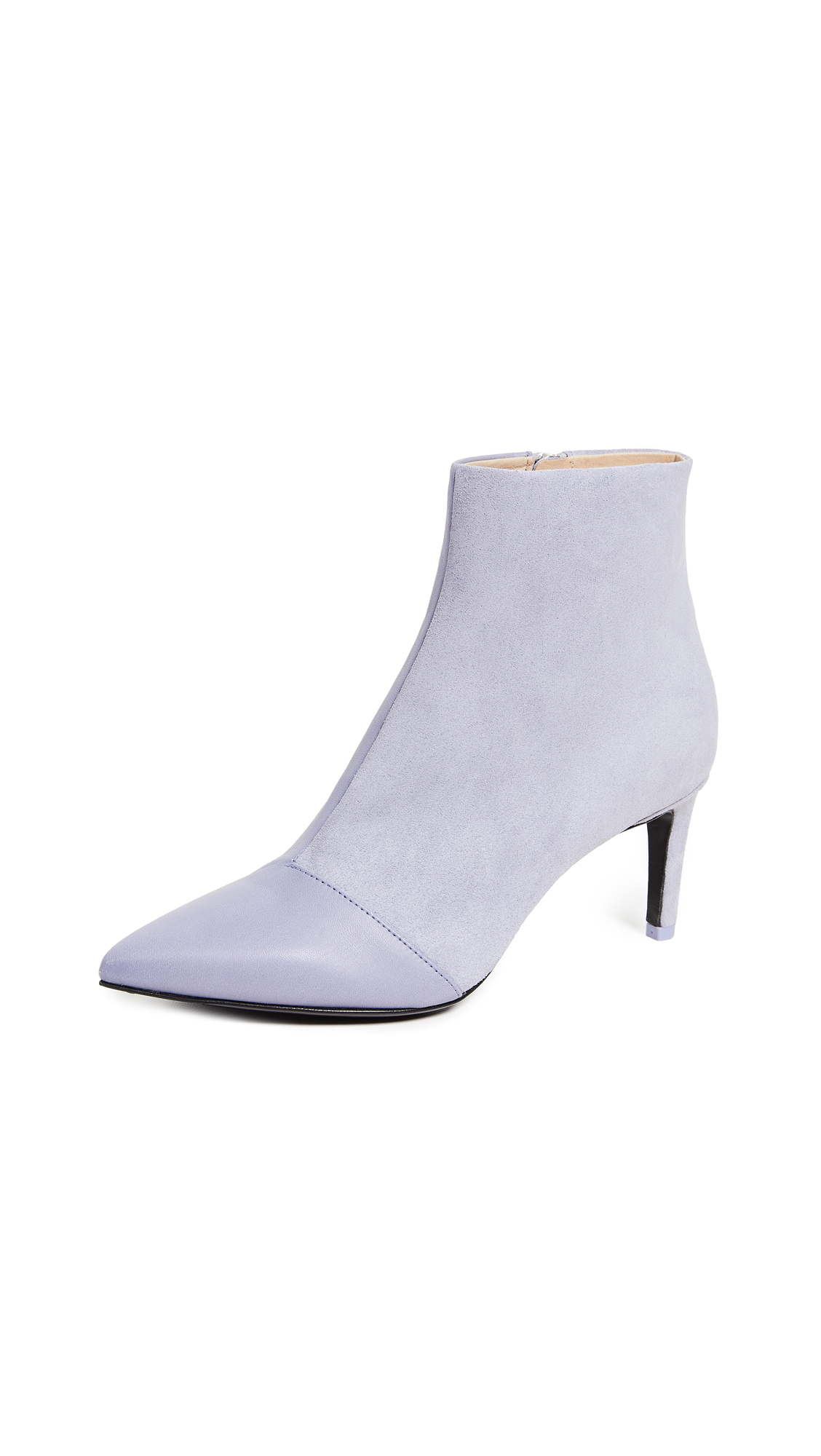 Rag & Bone Beha Booties - Lilac