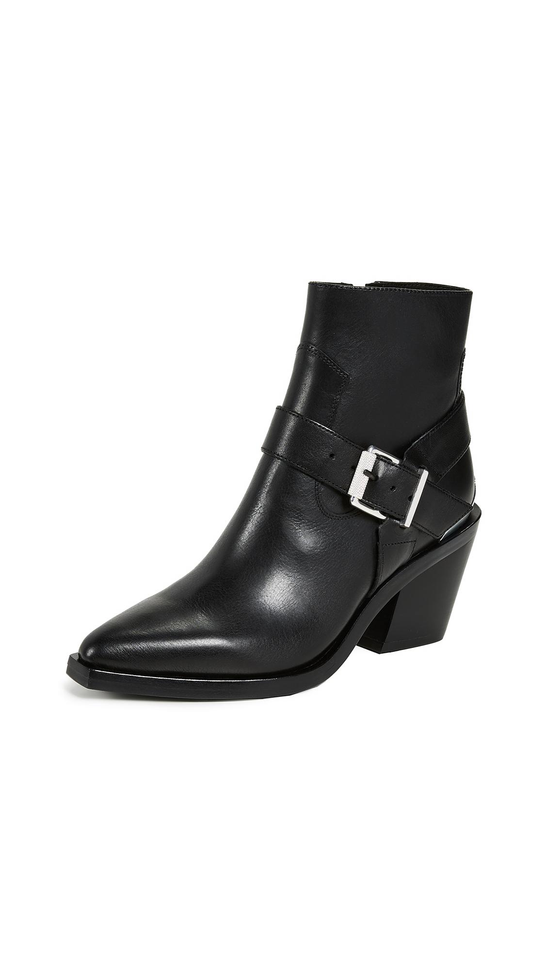Rag & Bone Ryder Boots - Black