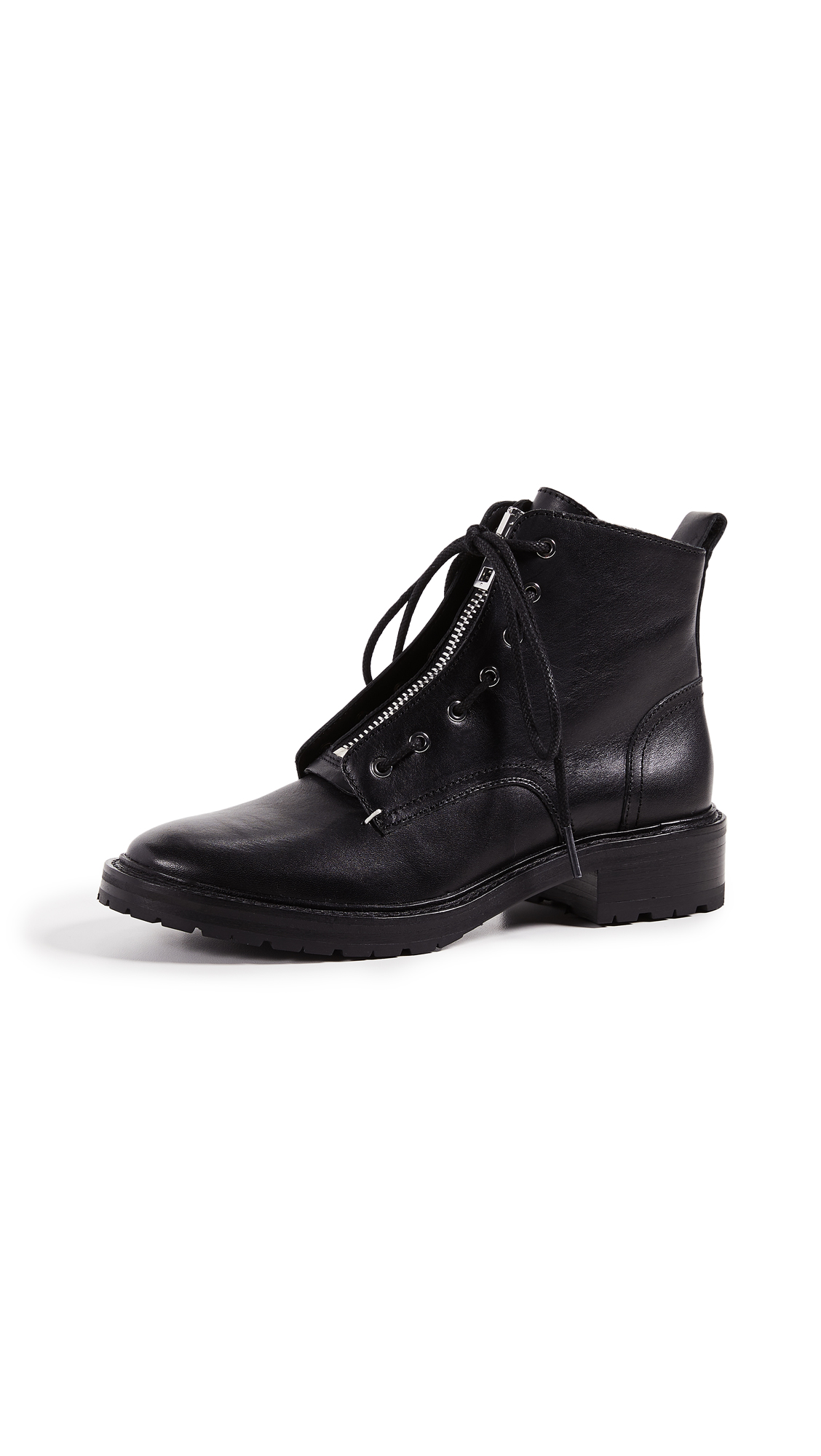 Rag & Bone Cannon Boots - Black