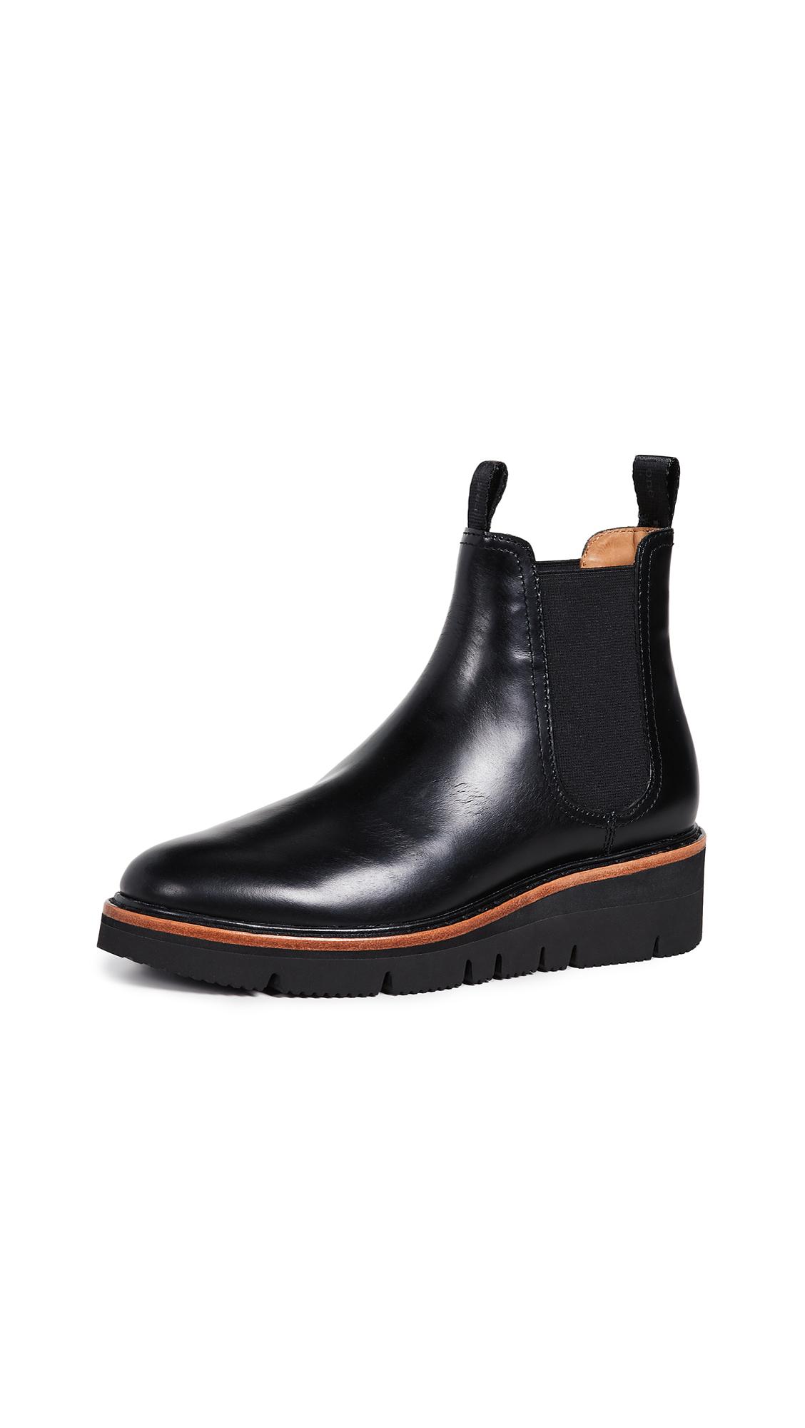 Rag & Bone Taryn Chelsea Boots - Black