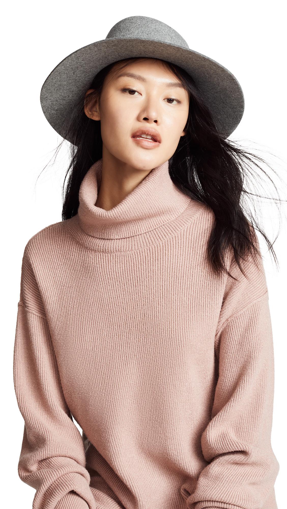 1e22f4069f9d8 Rag   Bone Zoe Fedora Hat