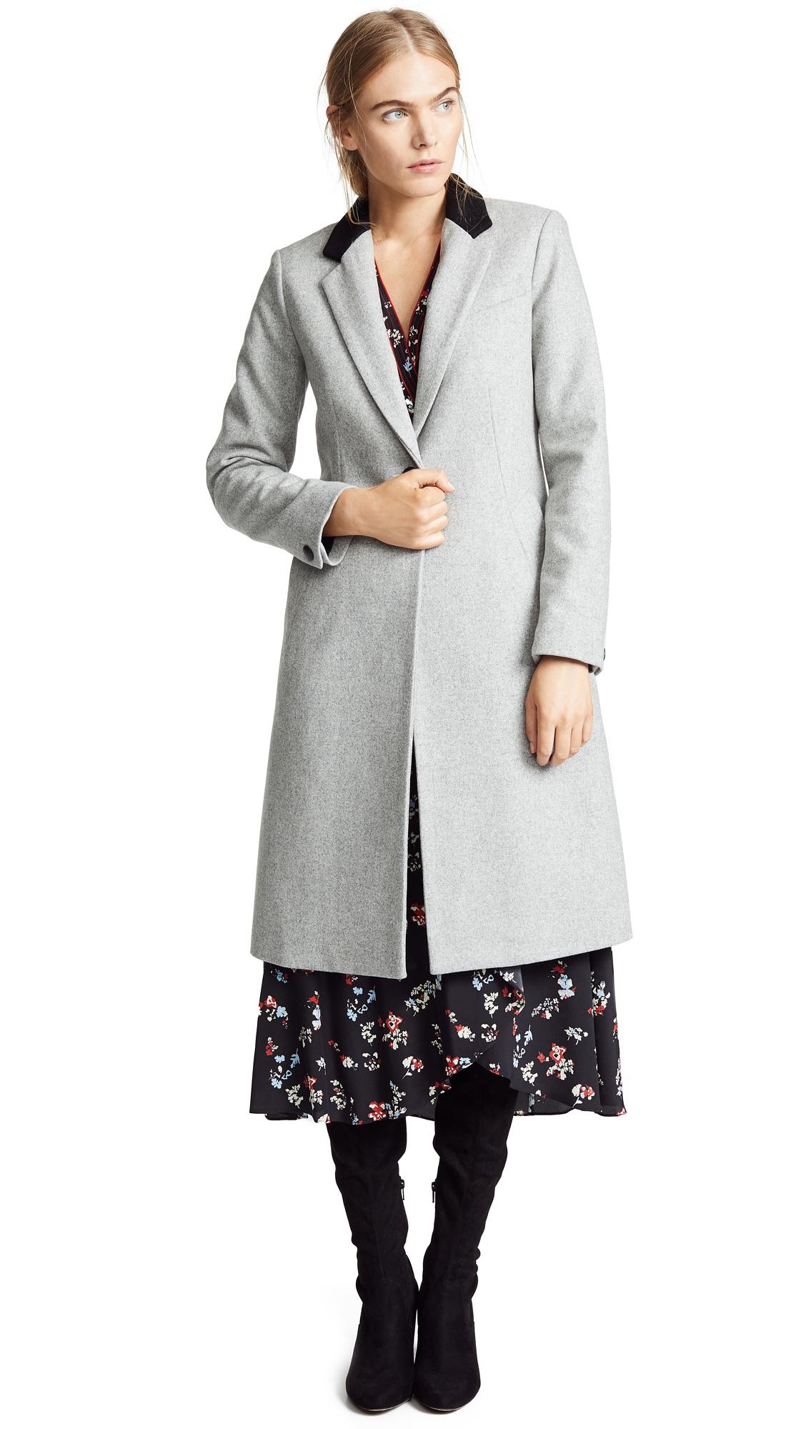 Rag & Bone Daine Wool Coat