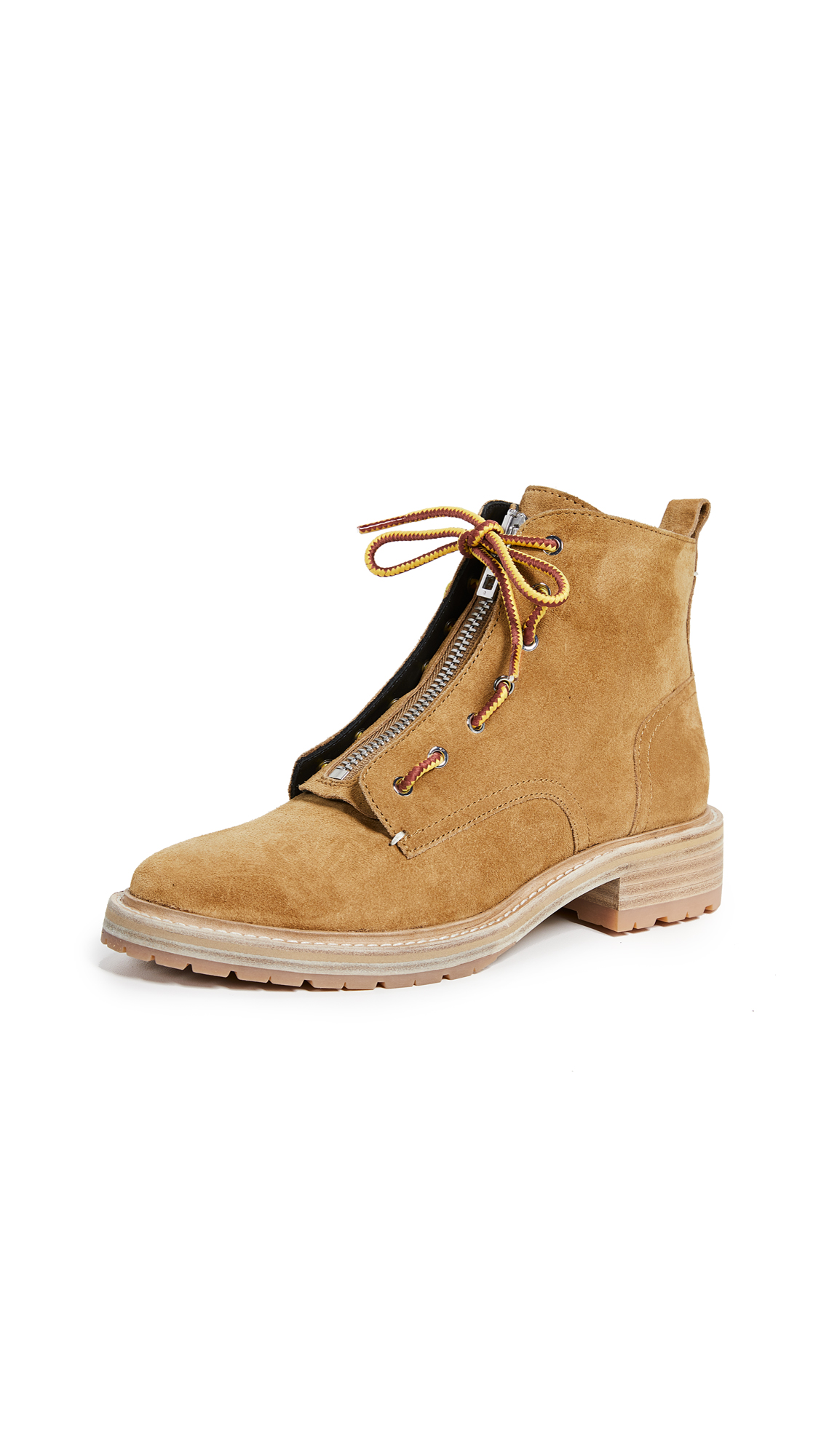 Rag & Bone Cannon Boots - Oak