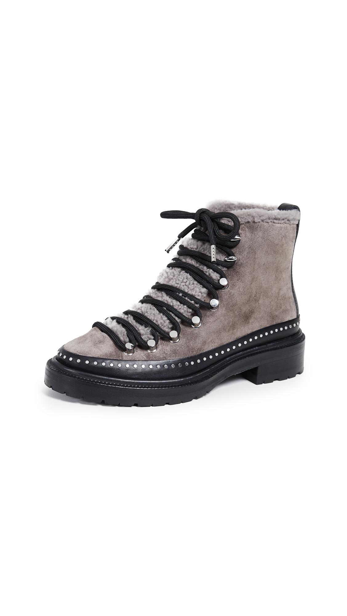 Rag & Bone Compass Boots - Elephant
