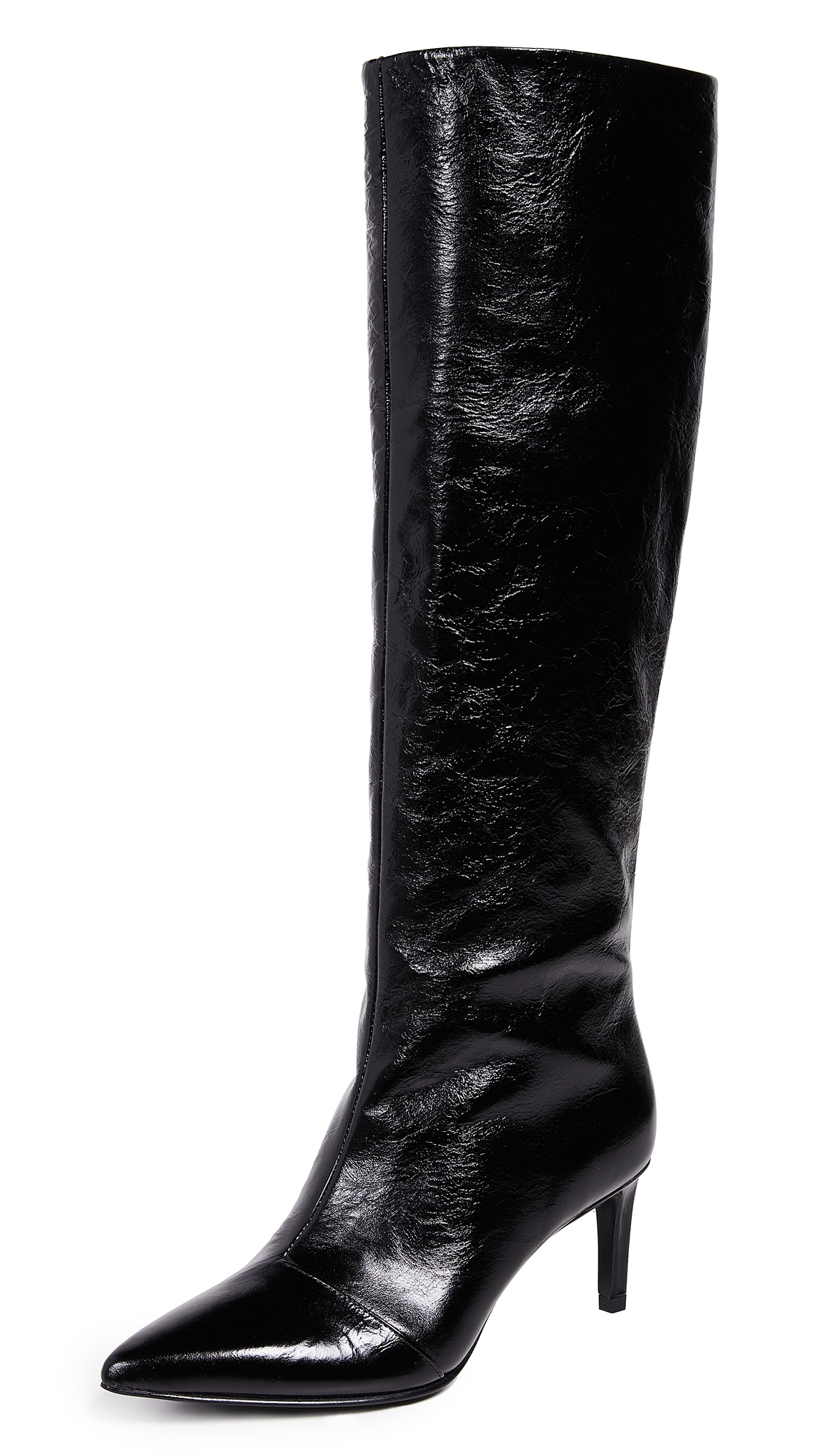 Rag & Bone Beha Knee High Boots - Black