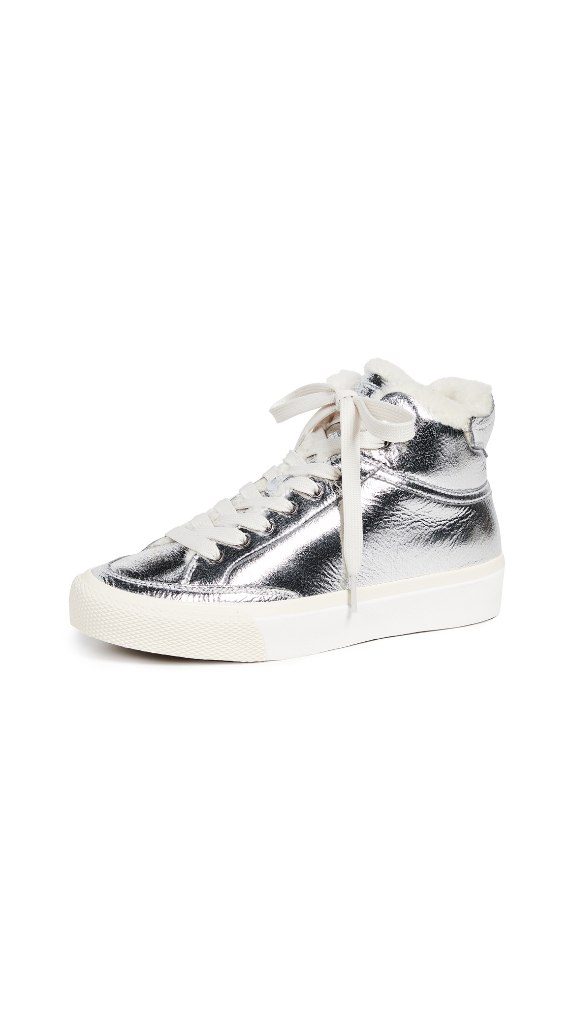 Rag & Bone RB Army High Top Sneakers