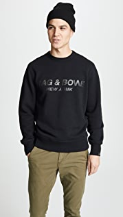 Rag & Bone Rag & Bone Upside Down Sweatshirt