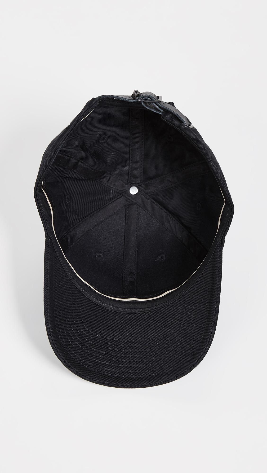 7162f8d7405 Rag   Bone Archie Baseball Cap