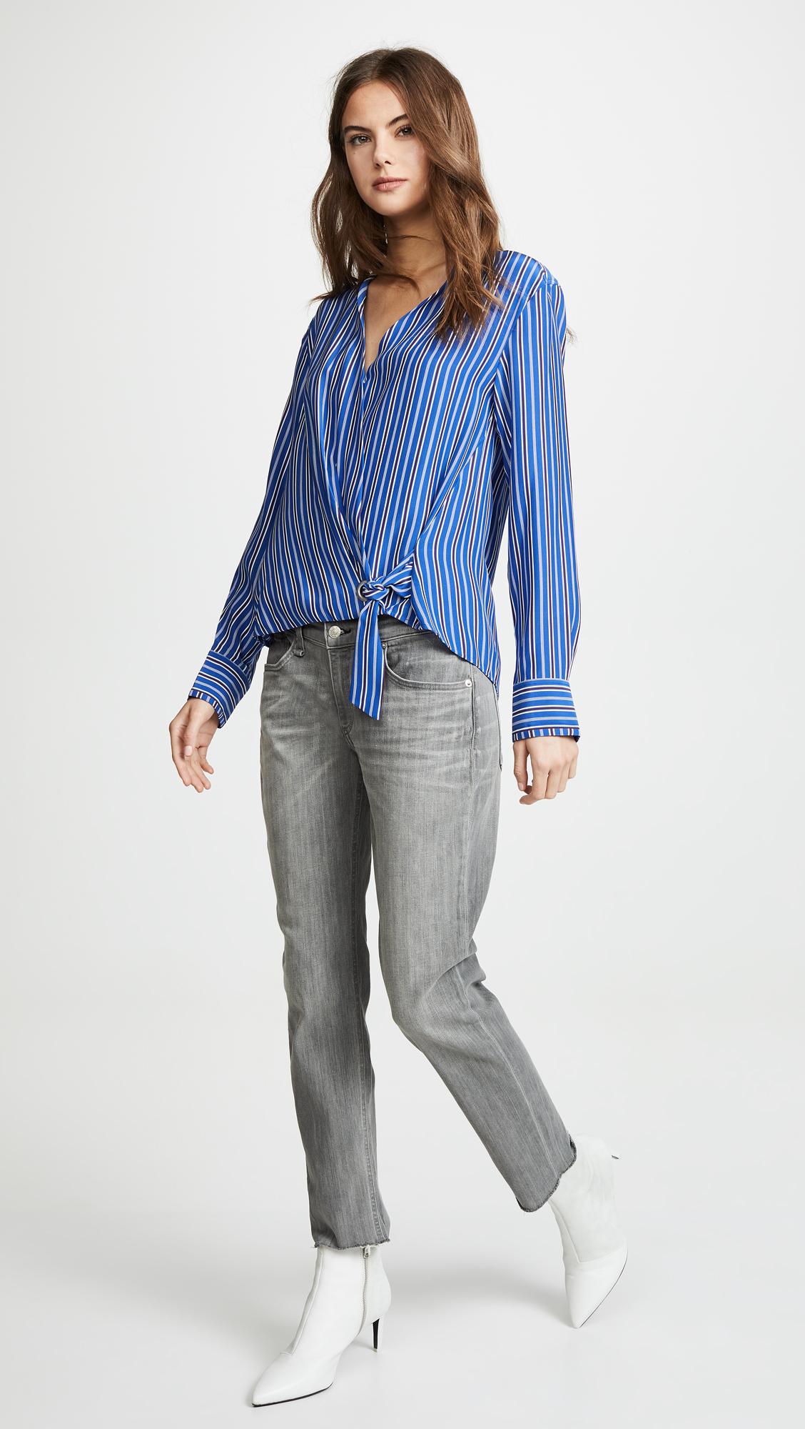 6b201ff6864b Rag & Bone Felix Stripe Popover Shirt | SHOPBOP