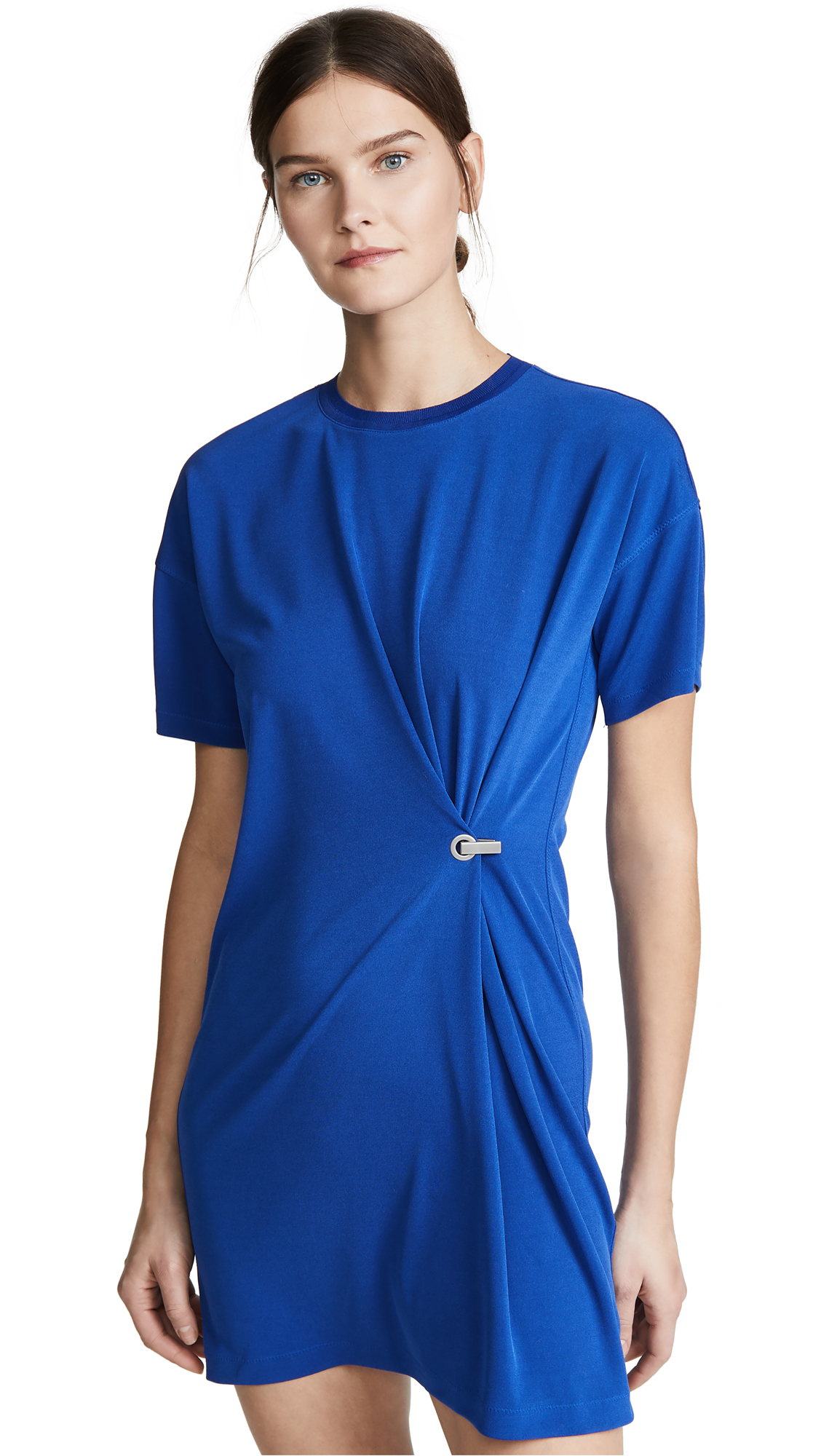 Rag & Bone Mitchell Dress - Pacific Blue