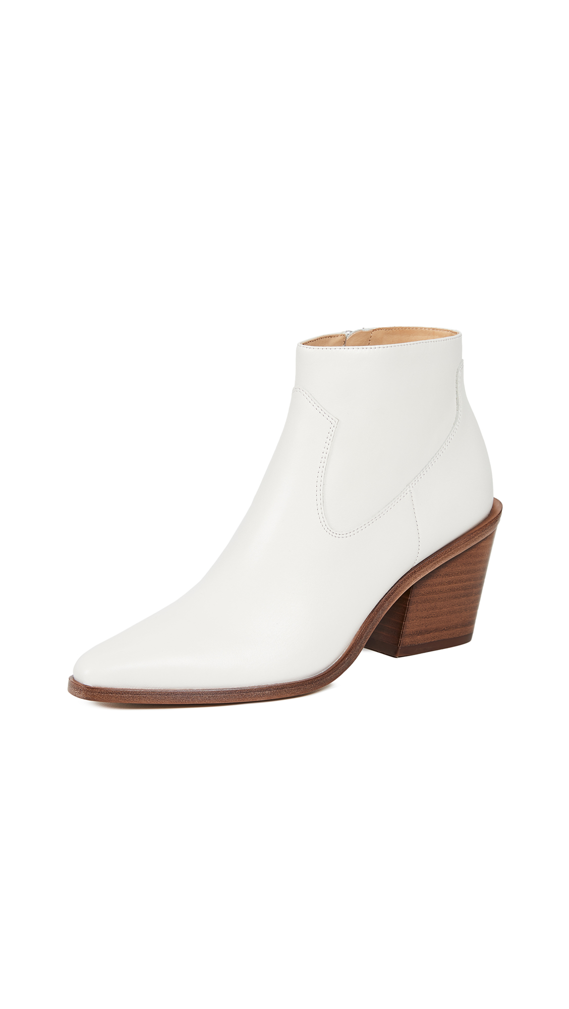 Rag & Bone Razor Booties - 65% Off Sale
