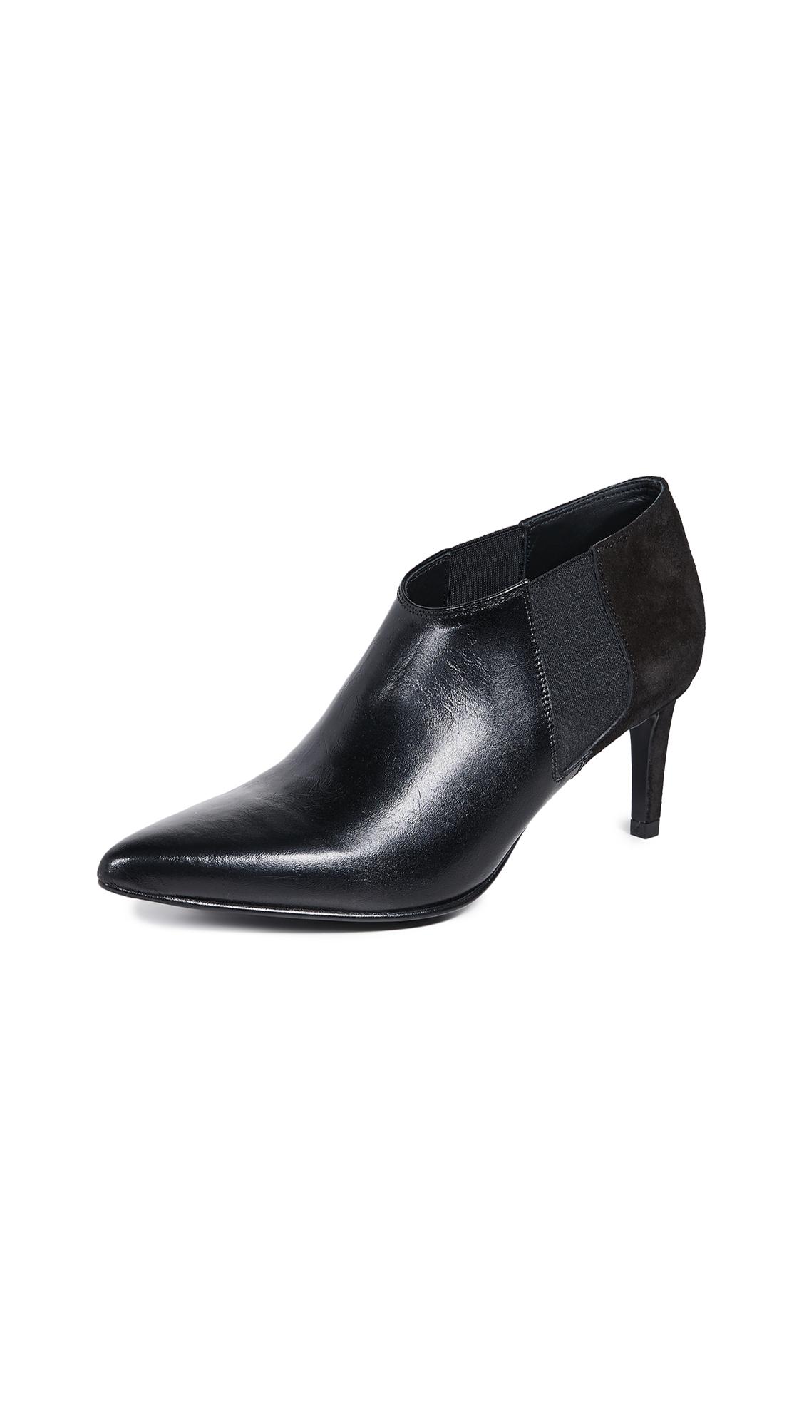 Rag & Bone Beha Chelsea Shootie Boots - Black