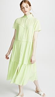 Rag & Bone Libby Short Sleeve Dress