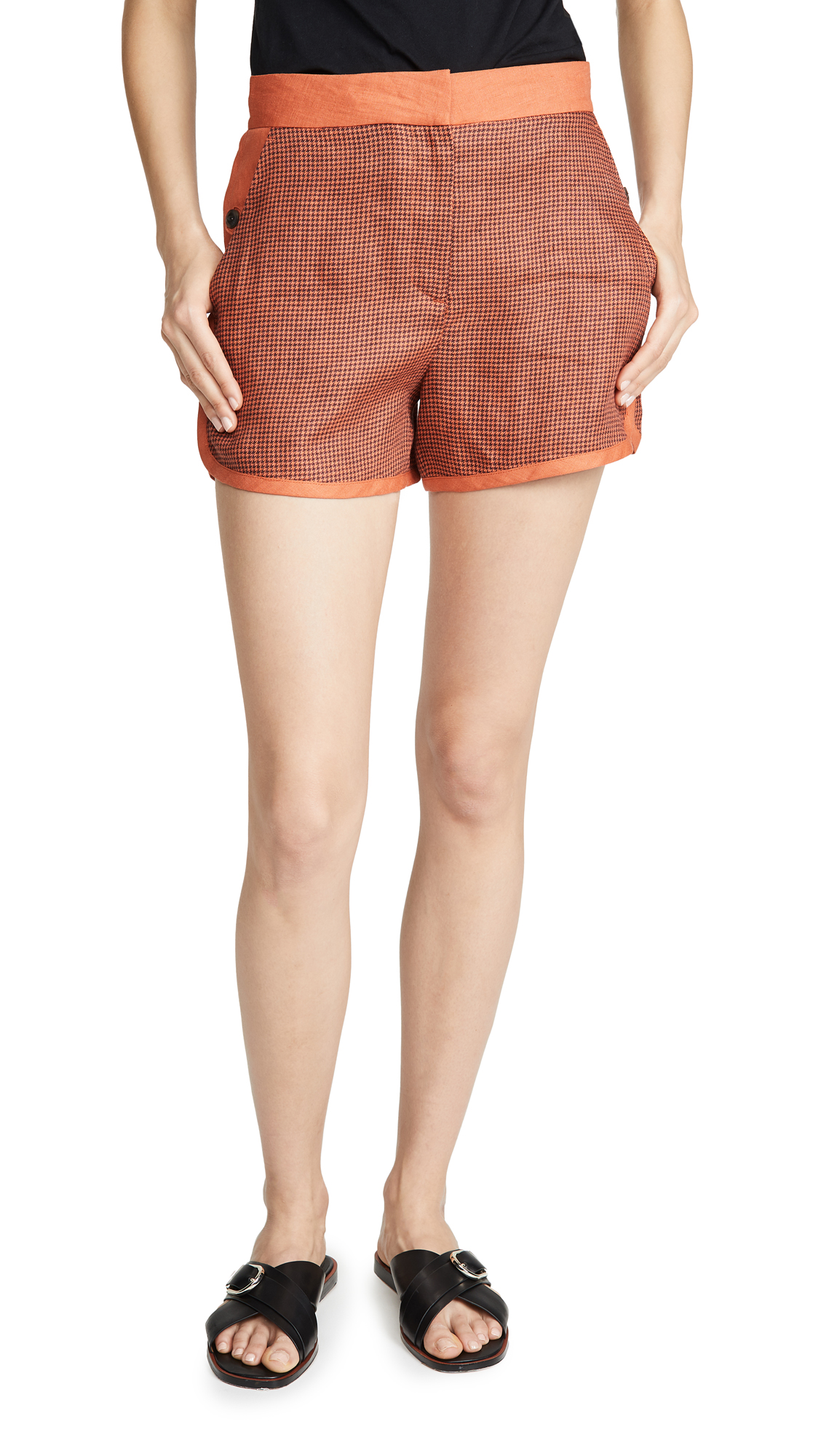 Buy Rag & Bone online - photo of Rag & Bone Lia Shorts