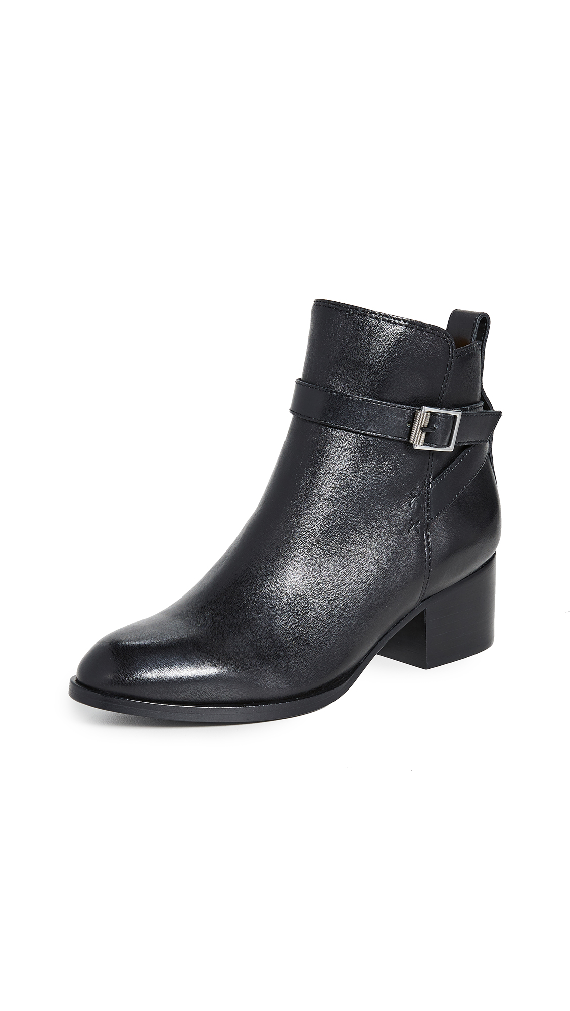 Photo of Rag & Bone Walker Buckle Booties - shop Rag & Bone Booties, Heeled online