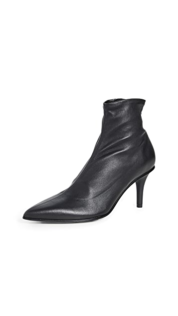 Rag & Bone Beha Moto Stretch Booties