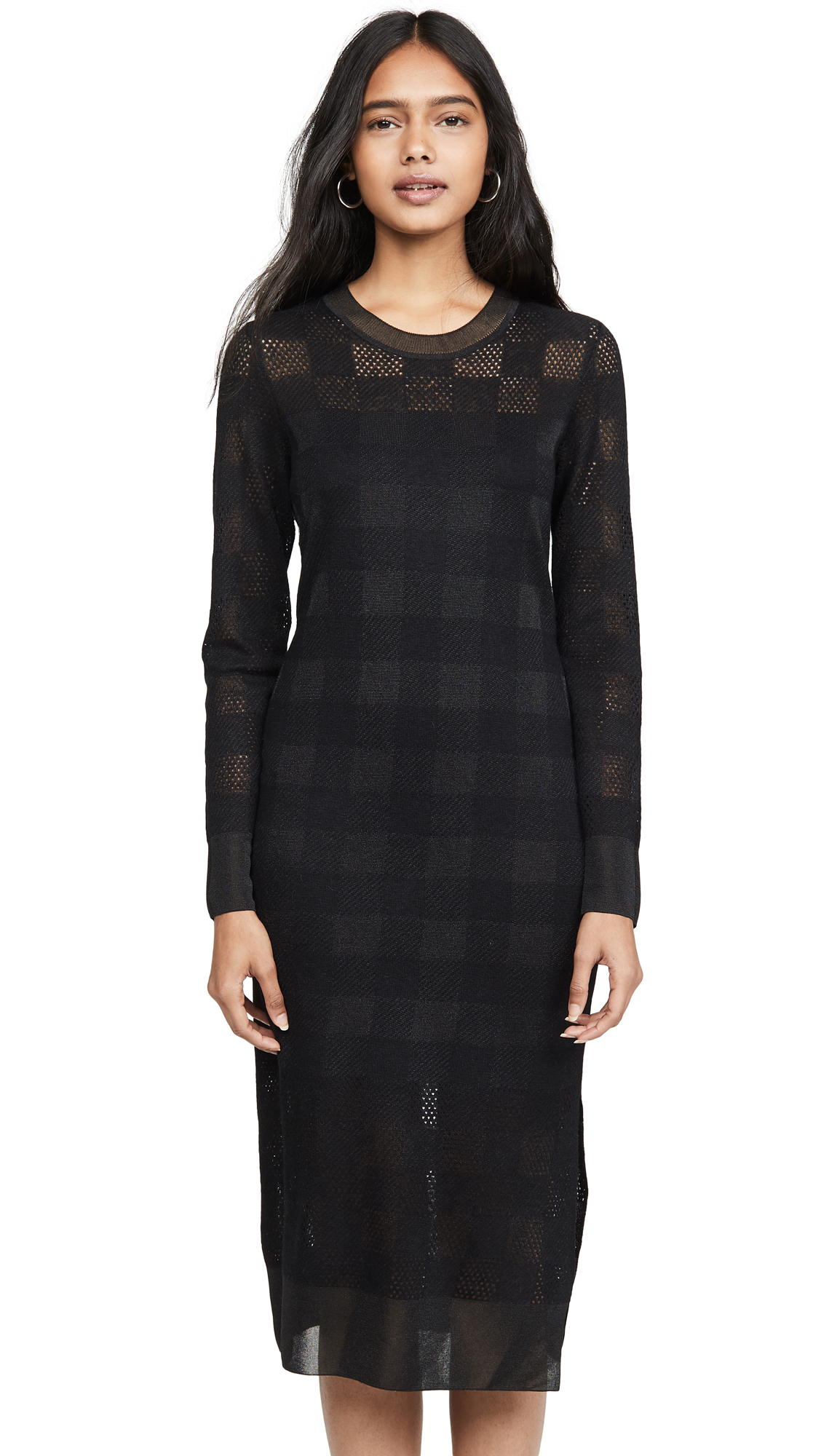 Buy Rag & Bone online - photo of Rag & Bone Charlotte Alpaca Dress