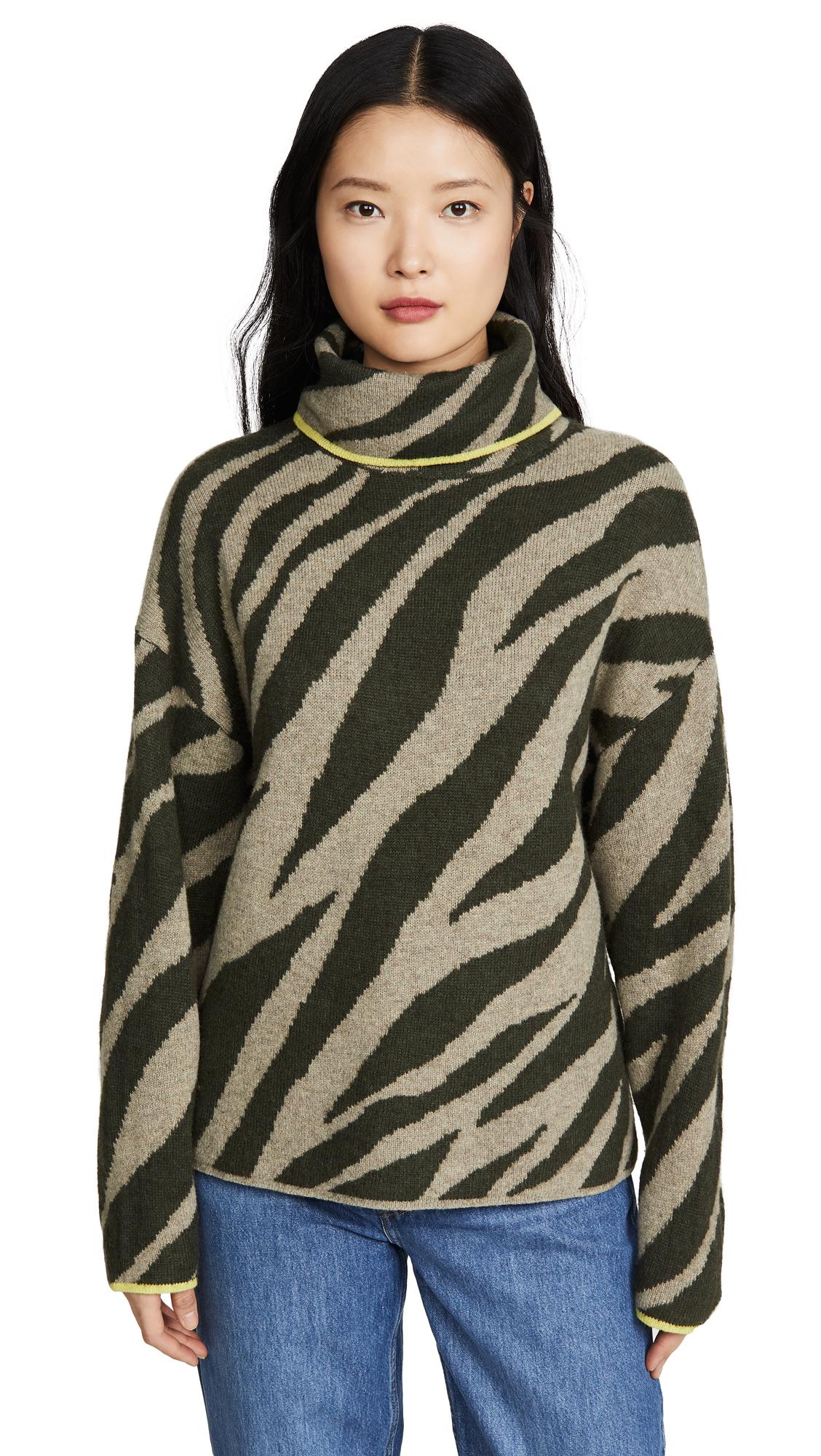 Buy Rag & Bone online - photo of Rag & Bone Kiki Funnel Neck Sweater