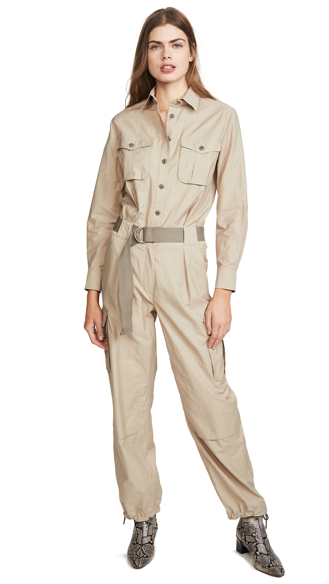 Buy Rag & Bone online - photo of Rag & Bone Pilot Jumpsuit