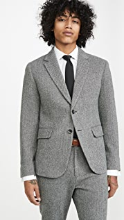 Rag & Bone Deconstructed Razor Sport Coat