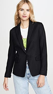 랙앤본 정장 자켓 Rag & Bone Lexington Blazer,Black