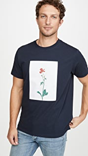 Rag & Bone Flower Print T-Shirt