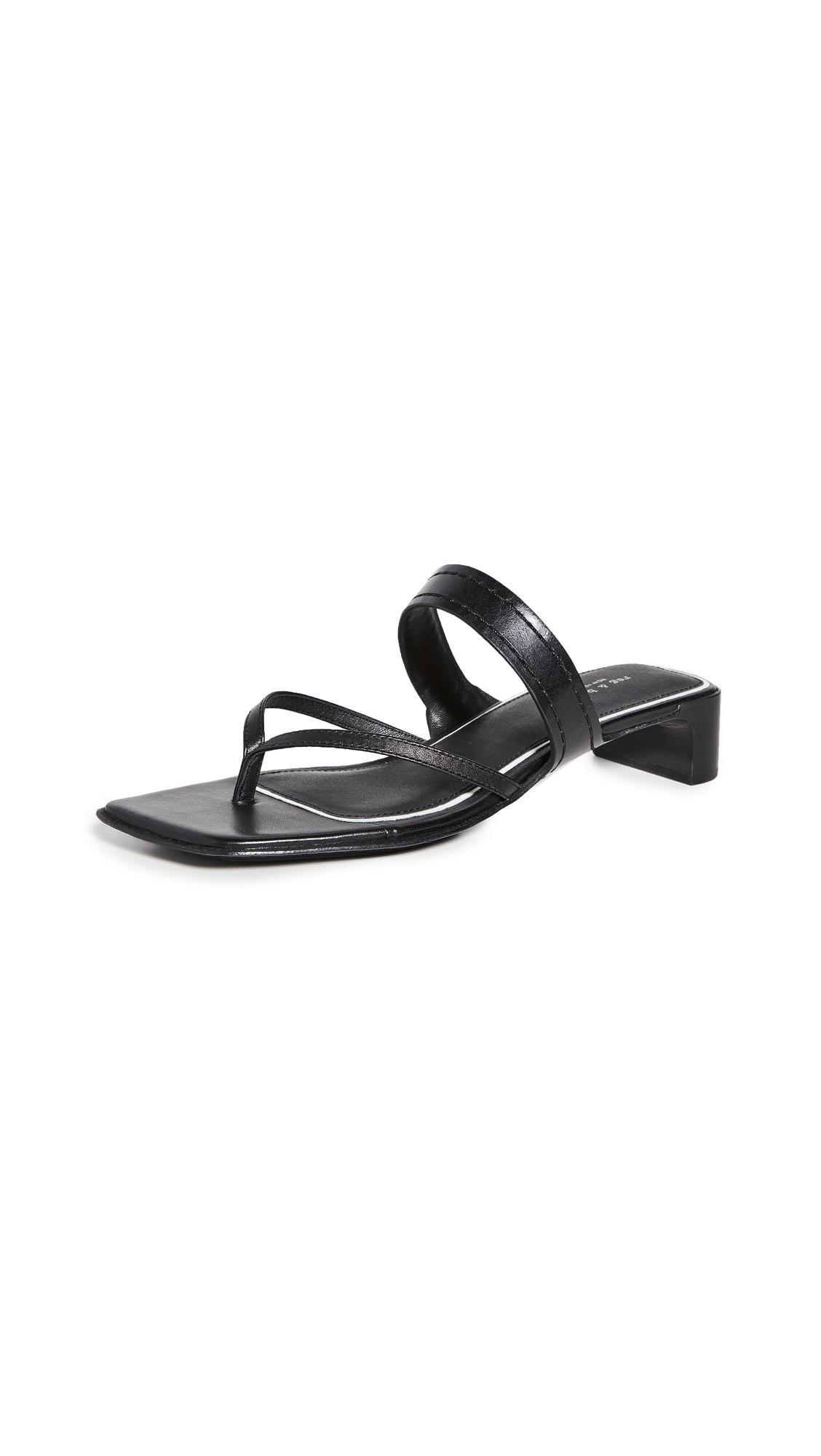 Rag & Bone Colt Mid Sandals - 50% Off Sale