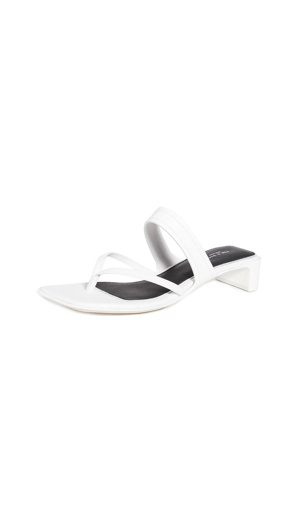 Buy Rag & Bone online - photo of Rag & Bone Colt Mid Sandals