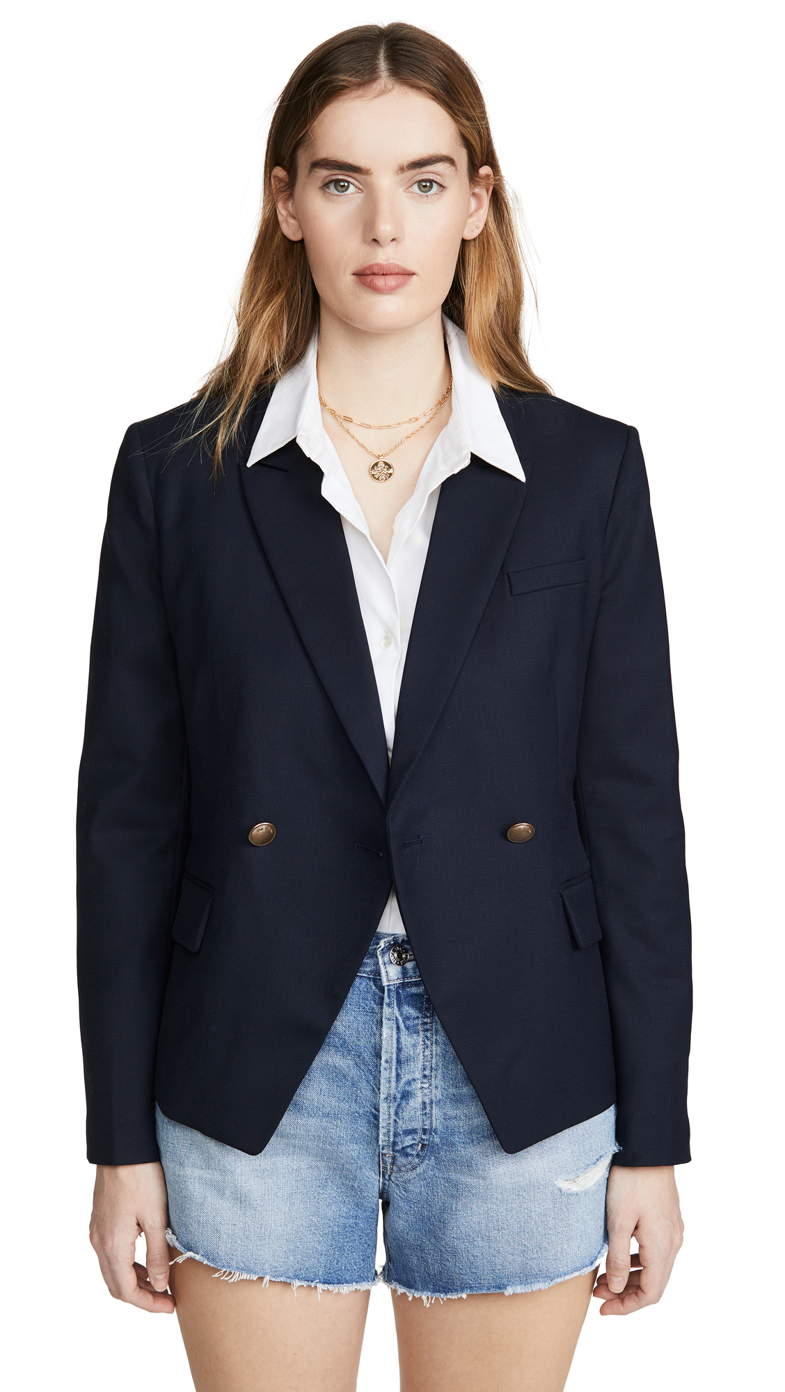 Buy Rag & Bone online - photo of Rag & Bone Fletcher Twill Blazer