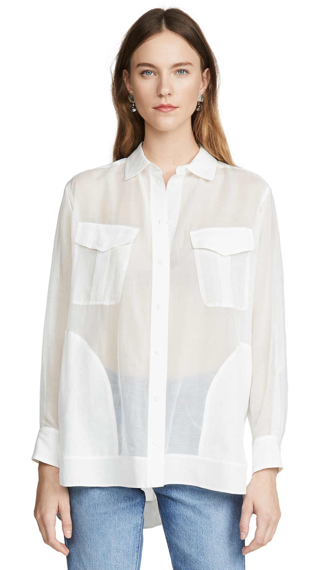 Buy Rag & Bone online - photo of Rag & Bone Florian Tunic