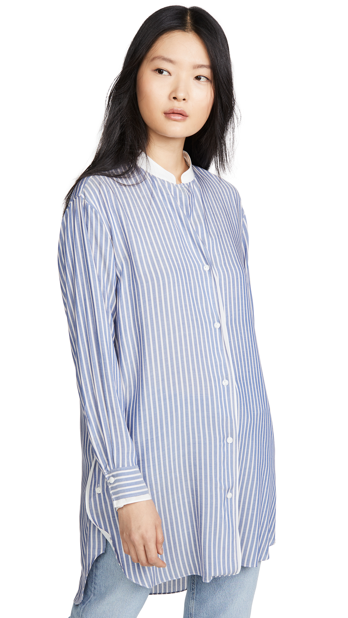 Buy Rag & Bone online - photo of Rag & Bone Margot Striped Tunic