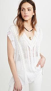 Rag & Bone Celina Deconstructed Vest