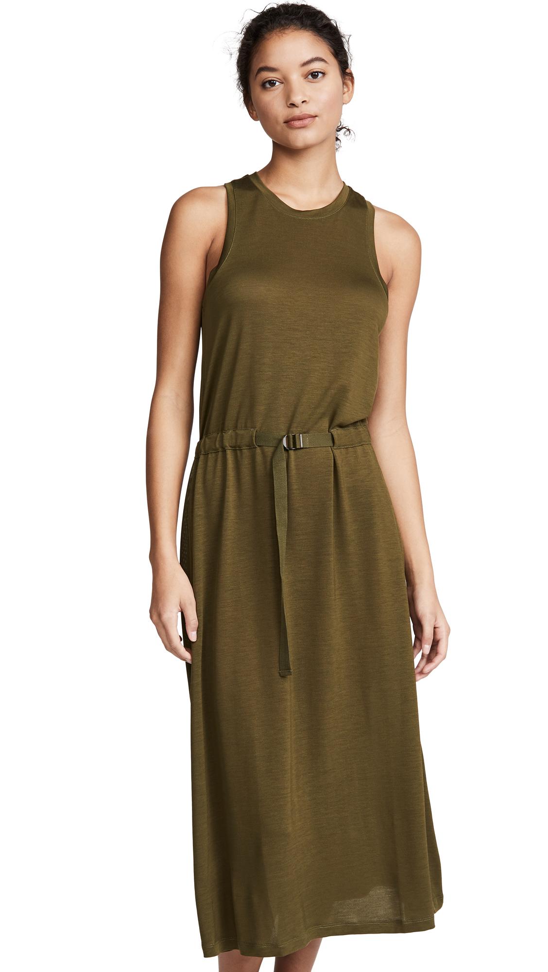 Rag & Bone Rower Belted Midi Dress - 25% Off Sale