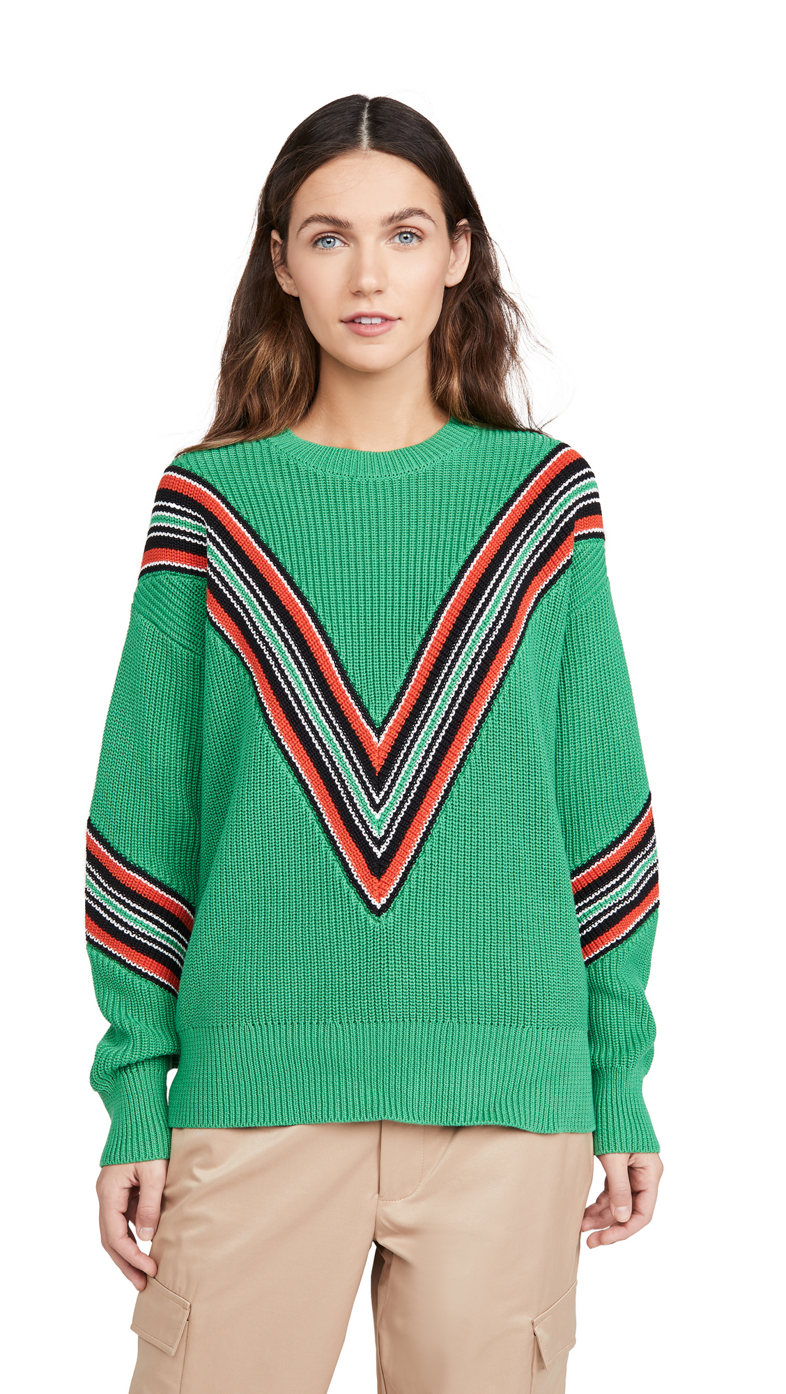 Buy Rag & Bone online - photo of Rag & Bone Alps Crew Sweater
