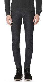 Rag & Bone Standard Issue Fit 1 Raw Jeans