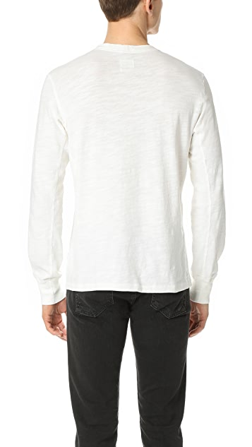Rag & Bone Standard Issue Basic Henley