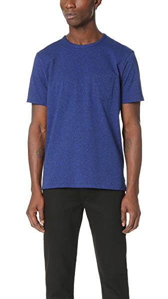 Rag & Bone Standard Issue Standard Issue Pocket Tee