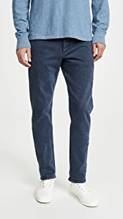 Rag & Bone Standard Issue Fit 2 Jeans In Dark French Blue Wash