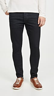 Rag & Bone Standard Issue Fit 1 Denim in Reckless Night Wash Jeans