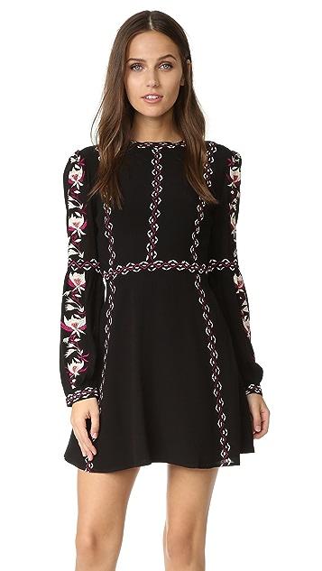RahiCali Posy Sweetheart Dress