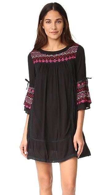 RahiCali Rosa Forever Dress