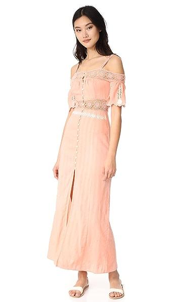 RahiCali Daisy Maxi Dress
