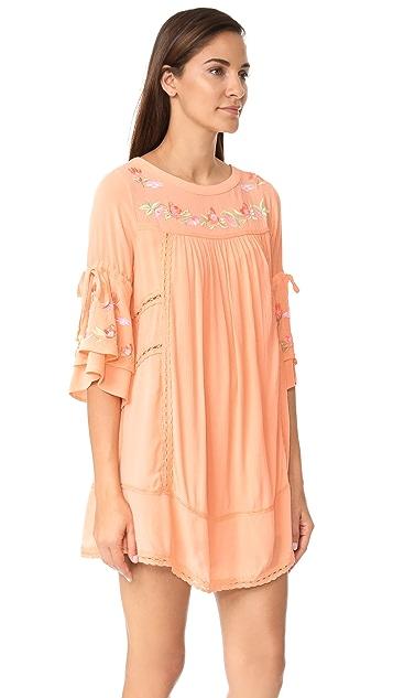 RahiCali Gardenia Forever Dress